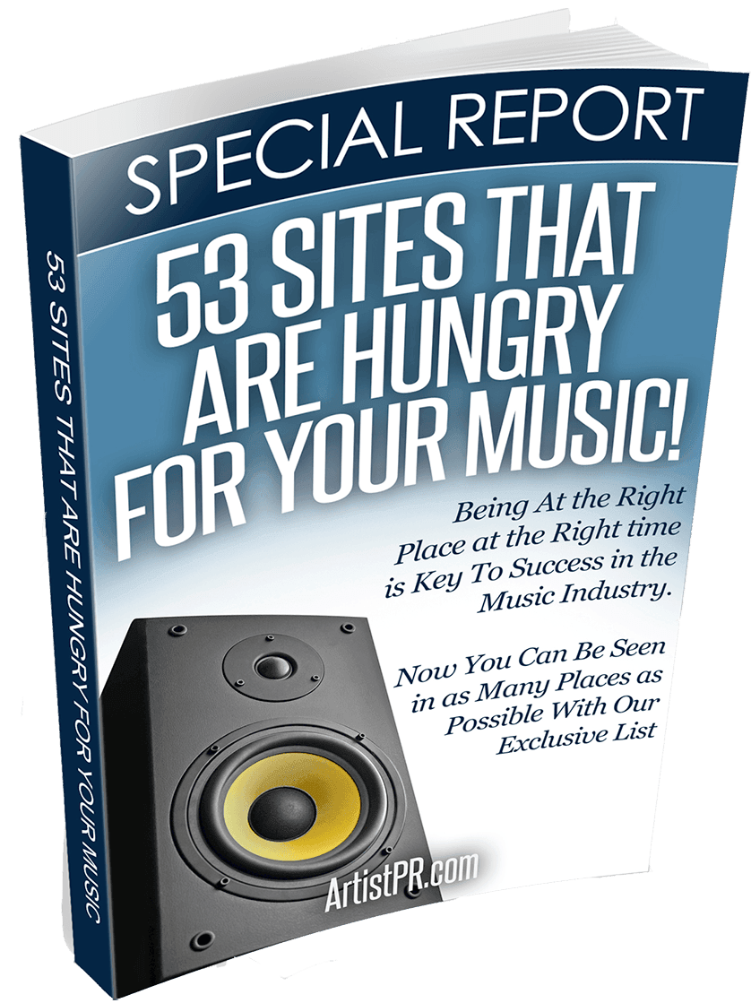 53 Sites That Are Hungry For Your Music