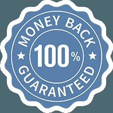 30-Day 100% Money Back Guaranteed